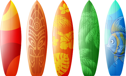 Designs For Surfboards