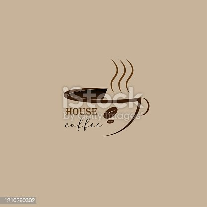 istock desing coffee house brown 1210260302