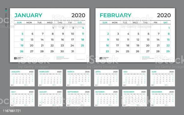 Template Kalender 2020 Cdr Gratis - Contoh Gambar Template