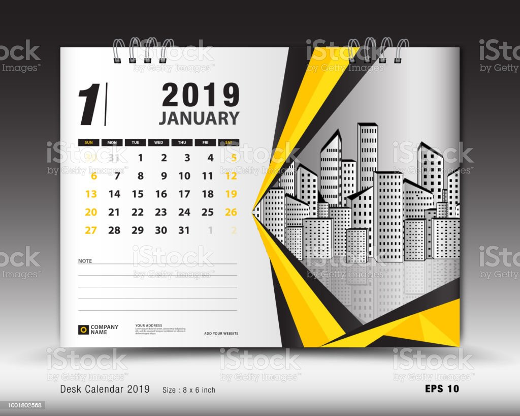 desk calendar for january 2019 template printable calendar planner