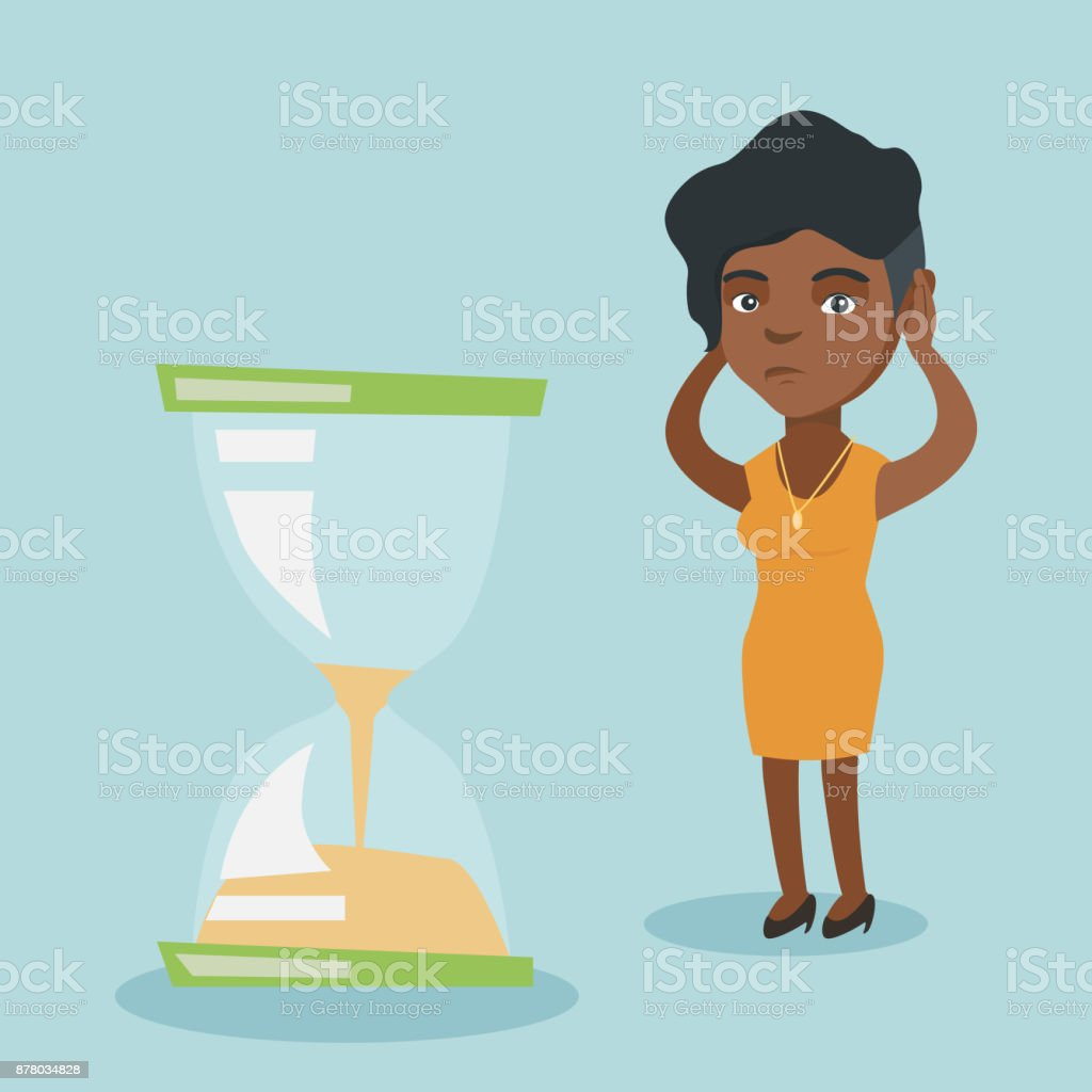 Desperate Business Woman Looking At Hourglass Stock Illustration Download Image Now Istock Desperate enterprises, sharon center, oh. https www istockphoto com vector desperate business woman looking at hourglass gm878034828 244915926
