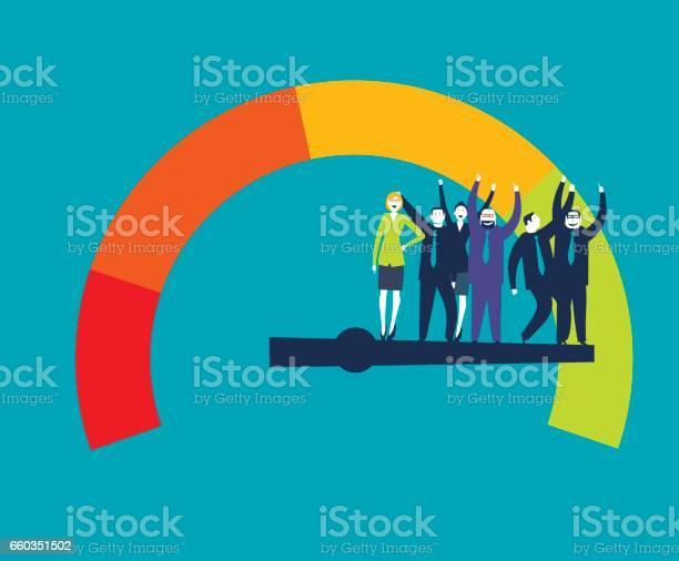 Detailed illustration of a customer satisfaction meter with eps10 vector id660351502?b=1&k=6&m=660351502&s=612x612&h=2ncsb7grlvc3jurqdqb6w2vhatsllyqtwzn4oxvyhha=