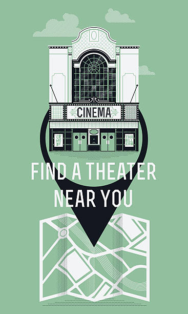 Detailed Movie Theater Promotion Poster Template Stock Illustration Download Image Now Istock