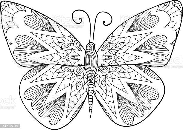 Detailed ornamental sketch of a moth pattern for coloring book vector id517127982?b=1&k=6&m=517127982&s=612x612&h= jxyzvpwwaaelt0vqq6 vafuxej5x9hfdwhceafmsbe=