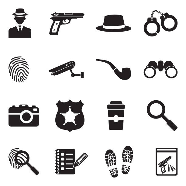 1 891 Forensic Science Illustrations Royalty Free Vector Graphics Clip Art Istock