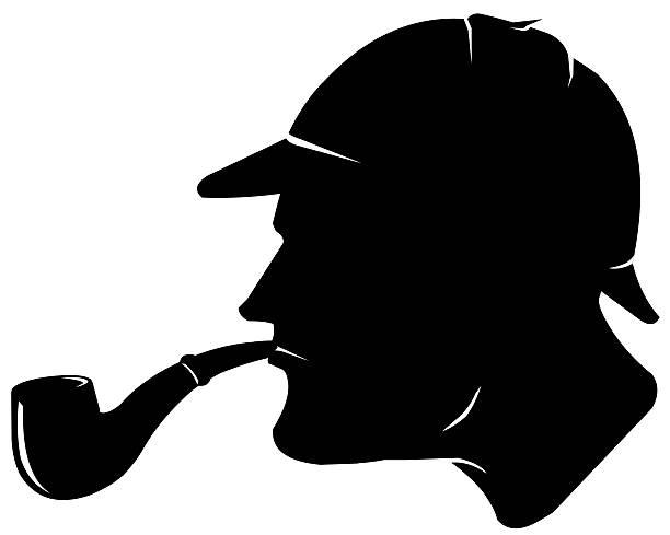 65 Deerstalker Hat Illustrations, Royalty-Free Vector Graphics & Clip Art -  iStock