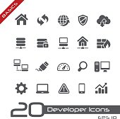Developer Icons - Basics