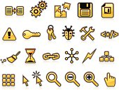 Icons for software developers. Professional icons for your print project or Web site. See more in this series.