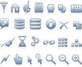 istock Developers Icons II - Blue 165044752