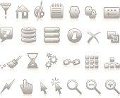 istock Developers Icons II - Grey 165045701