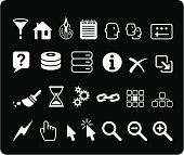 Developers Icons II - White