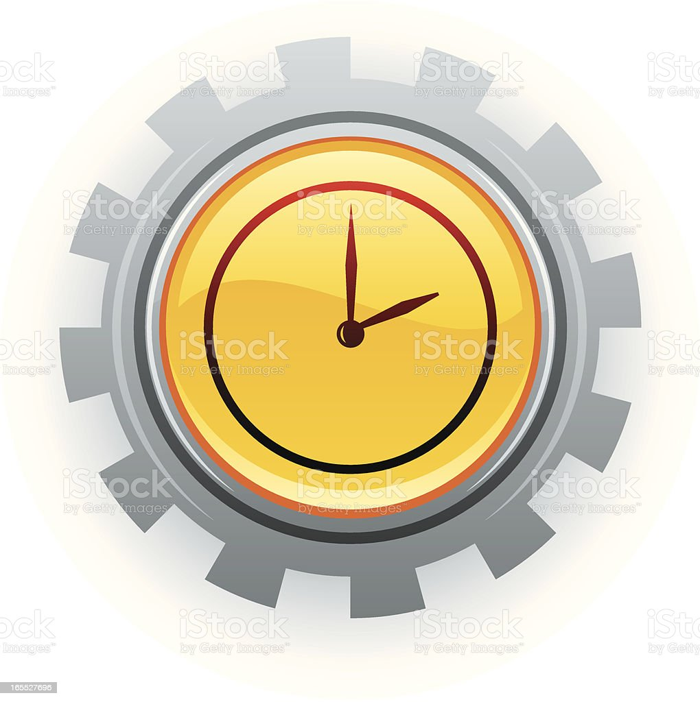 Development clock royalty-free development clock stock vector art & more images of clock