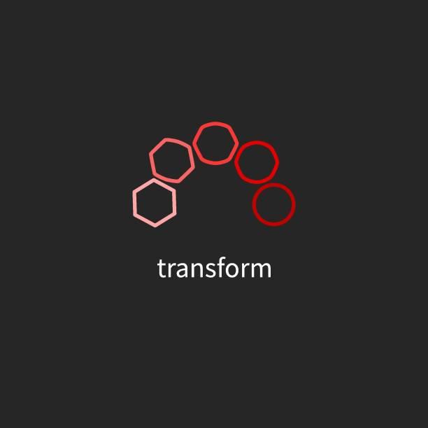 rozwój, ikona coachingu - postęp stock illustrations