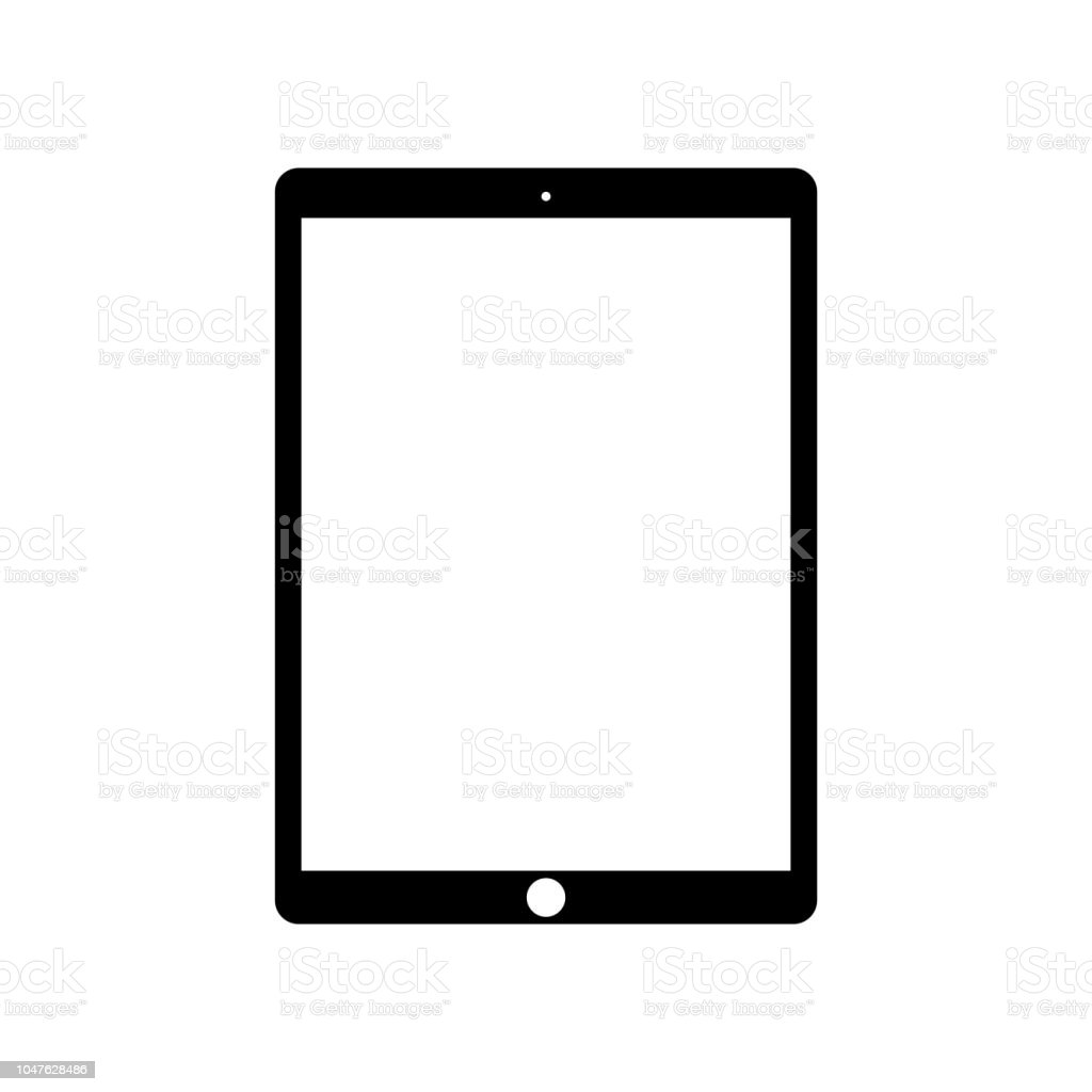 Device icon set on a white background Device icon set on a white background Biological Cell stock vector