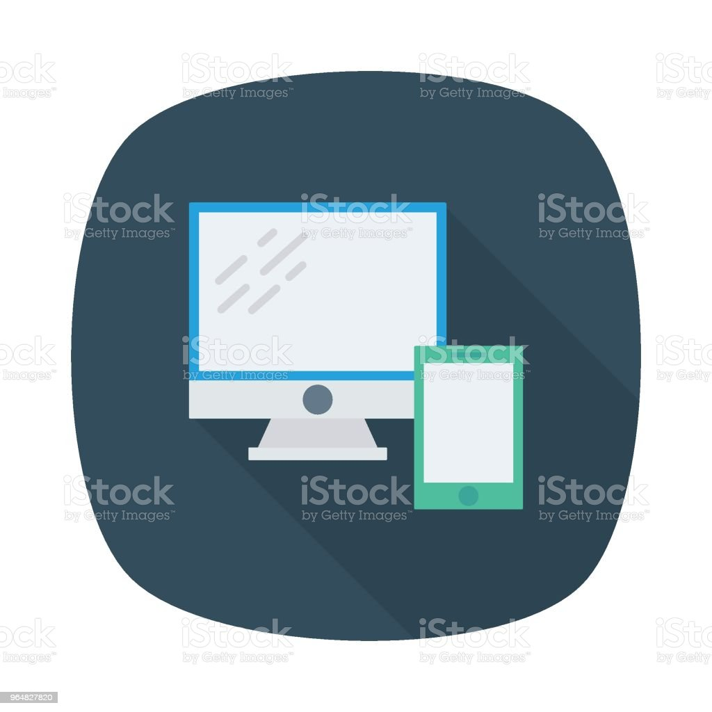 device royalty-free device stock illustration - download image now