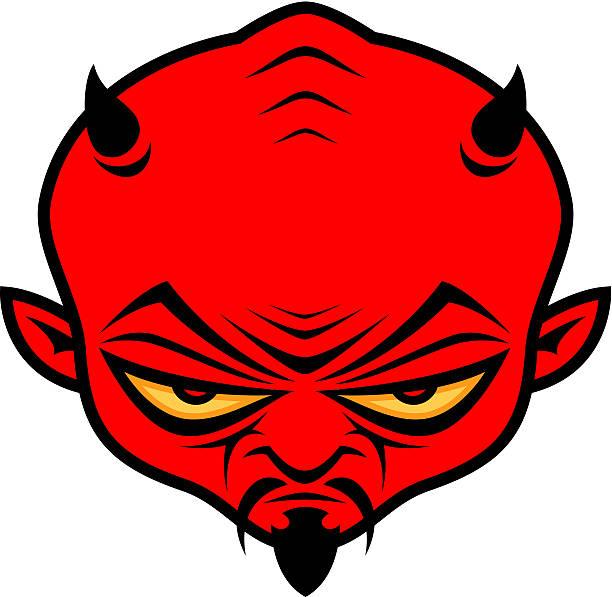 Devil Dude vector art illustration