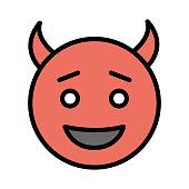 devil  face  emoji