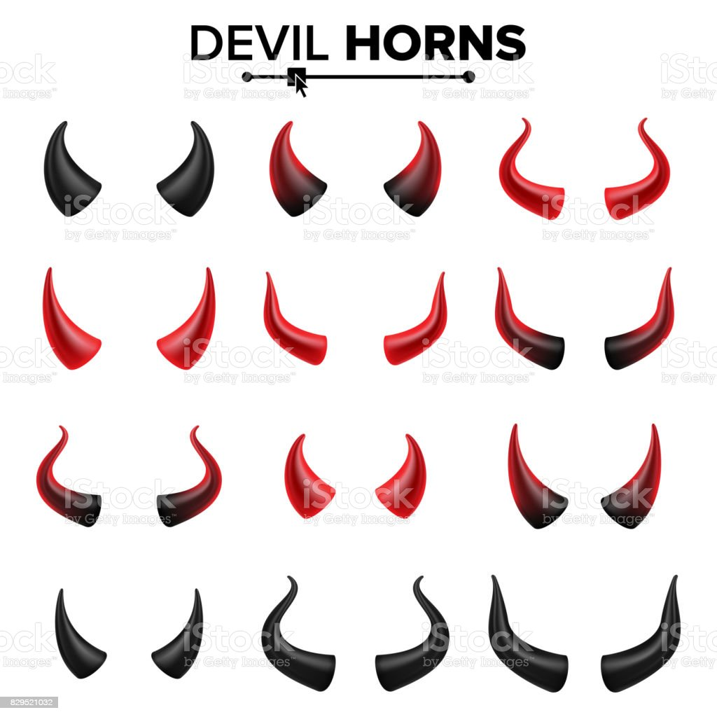 Devil Horns Set Vector Good For Halloween Party Satan Horns Symbol Isolated Illustration Stock Illustration Download Image Now Istock The best selection of royalty free demon horns vector art, graphics and stock illustrations. devil horns set vector good for halloween party satan horns symbol isolated illustration stock illustration download image now istock