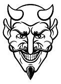 Devil Sports Mascot