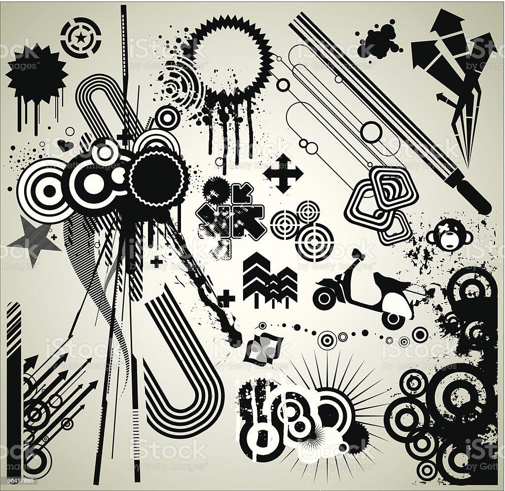 dezign elementz royalty-free dezign elementz stock vector art & more images of arrow symbol
