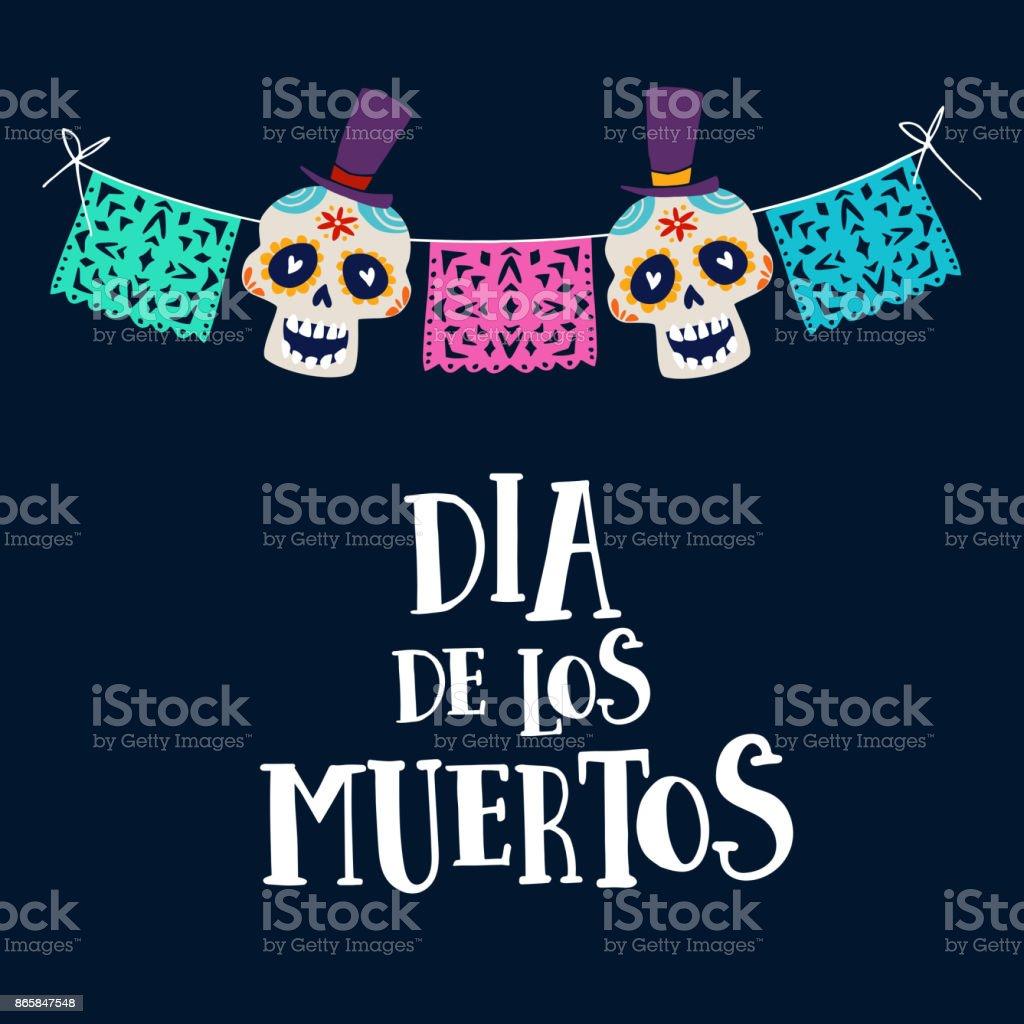 Dia de los muertos greeting card invitation mexican day of the dead dia de los muertos greeting card invitation mexican day of the dead string m4hsunfo