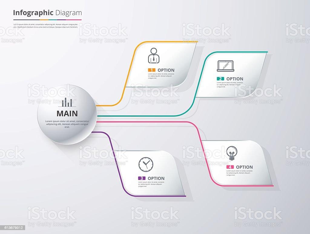 blank organization chart template