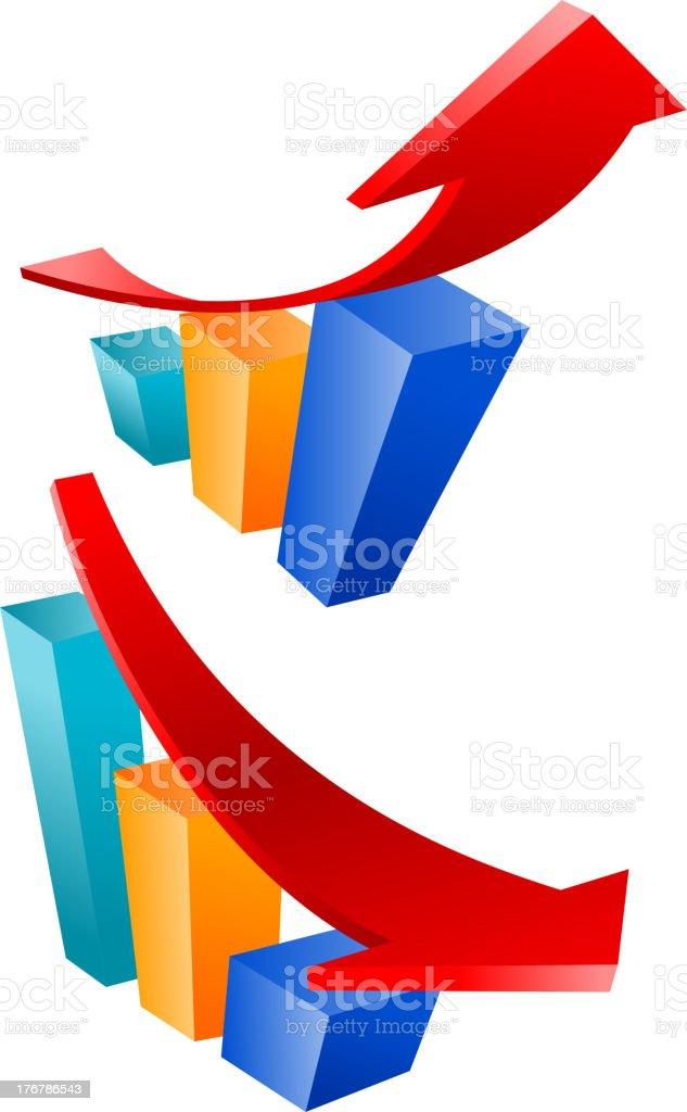 diagram royalty-free stock vector art