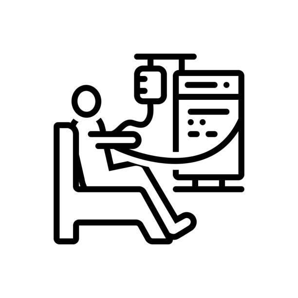 ilustrações de stock, clip art, desenhos animados e ícones de dialysis kidney - diálise