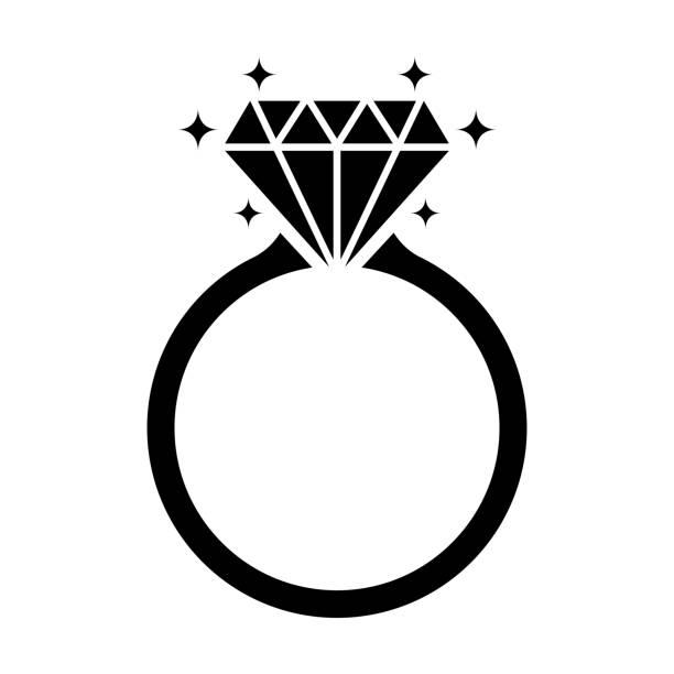 13,187 engagement ring illustrations & clip art - istock  istock