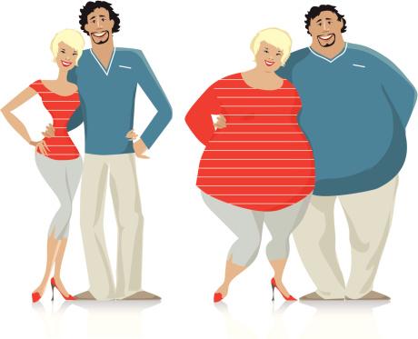 Ilustración de Régimen Pareja y más Vectores Libres de Derechos de Adulto