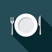 istock Dieting Weight Loss Flat Design Icon 1078219172
