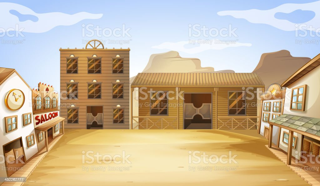 Different business establishments royalty-free different business establishments stock vector art & more images of aisle