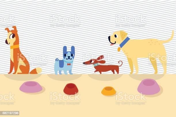 Different cartoon dogs with bowls vector id682197296?b=1&k=6&m=682197296&s=612x612&h=6siapxeumxxmp4scfesp9rtbyckhtcjugfh yvjnmtu=