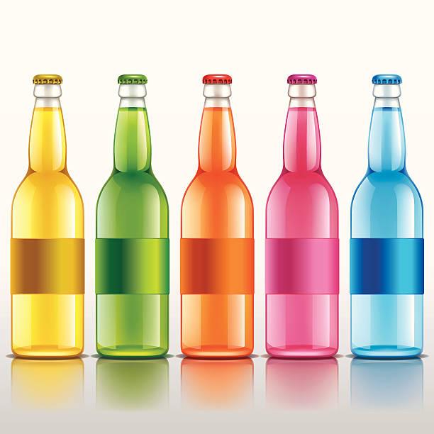 Royalty Free Soda Bottle Clip Art, Vector Images ...