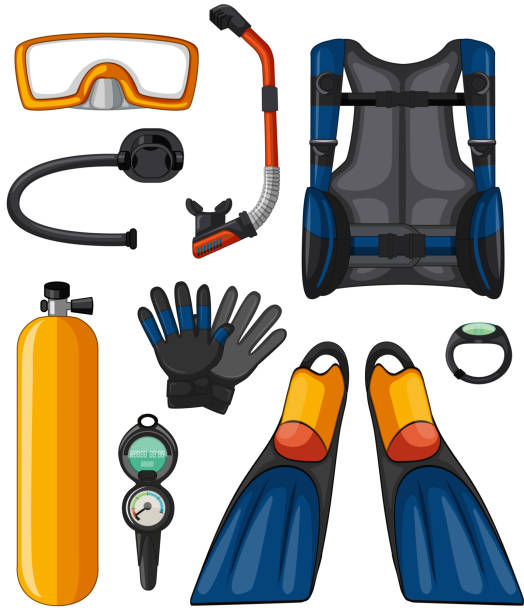 Best Scuba Tank Illustrations, Royalty-Free Vector Graphics & Clip