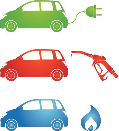 different fuels