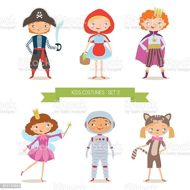 Different kids costumes vector illustration vector id610132644?b=1&k=6&m=610132644&s=612x612&h=yeybi ut5lc2wck2javq7teuxqqc c9ixek9wluejs8=
