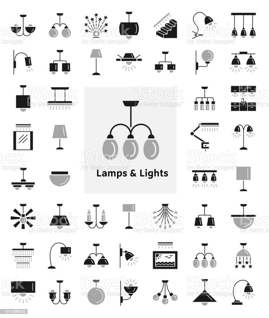 Different Type De Mur différents types de mur plafond table et lampes de plancher
