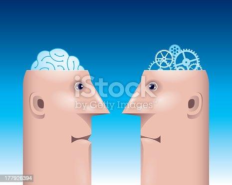 istock Different mind 177926394