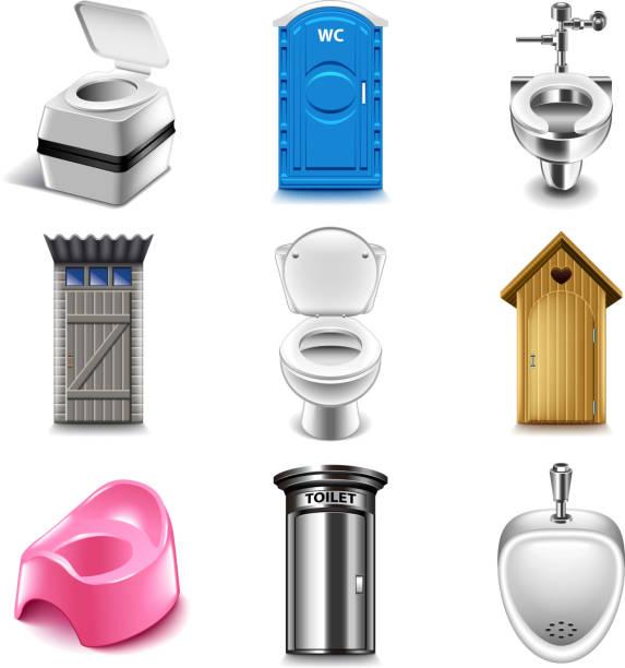Royalty Free Public Restroom Mirror Clip Art Vector: Best Urinal Illustrations, Royalty-Free Vector Graphics