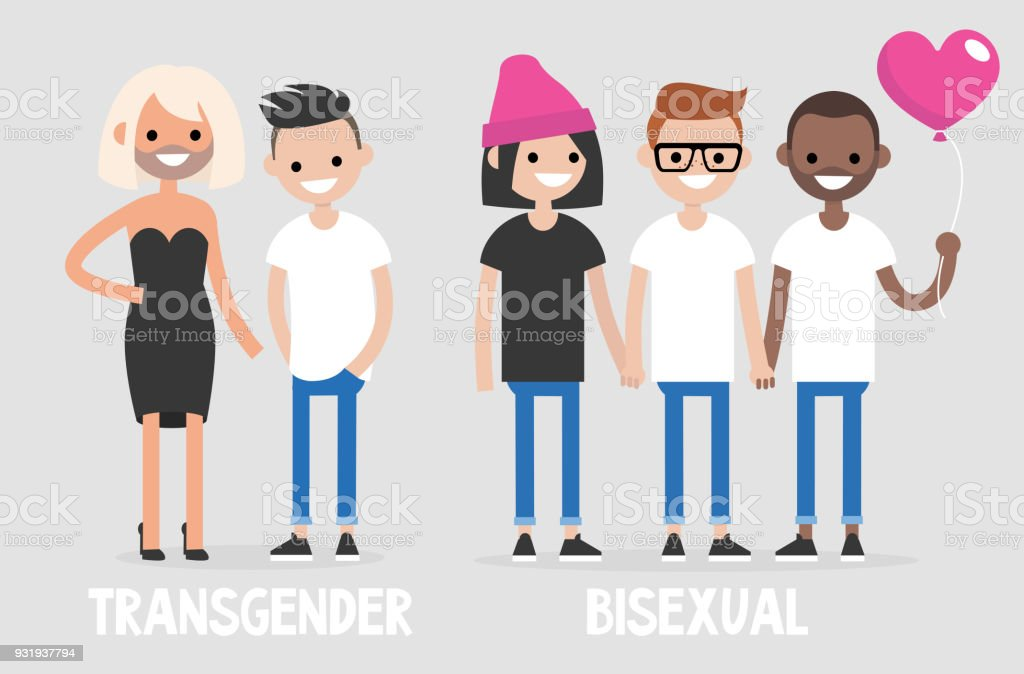 Different types of pansexuality