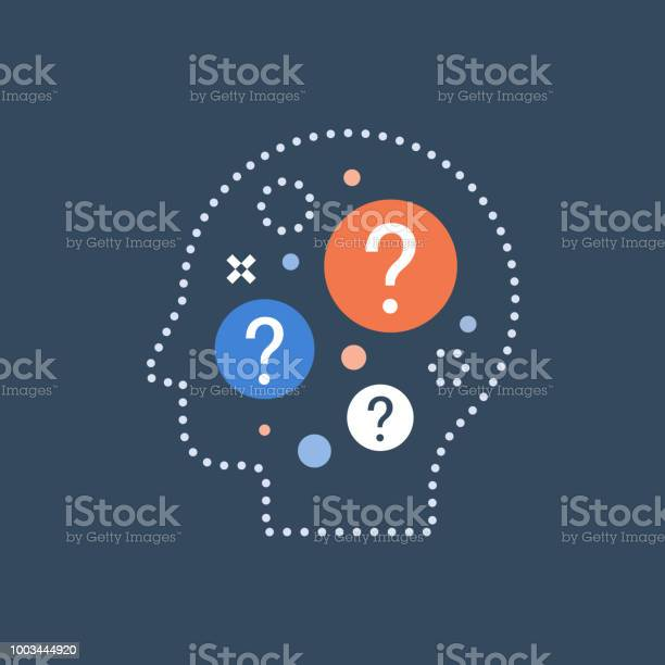 Difficult choice decision making behavior science self questioning vector id1003444920?b=1&k=6&m=1003444920&s=612x612&h=cfoegxehrmto2uudzr2il1vfgyk1reiaxz6wjatnq g=