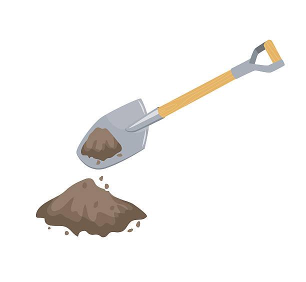Best Shovel Illustrations, Royalty-Free Vector Graphics ...