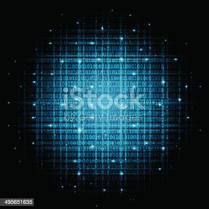 istock digital background 495651635