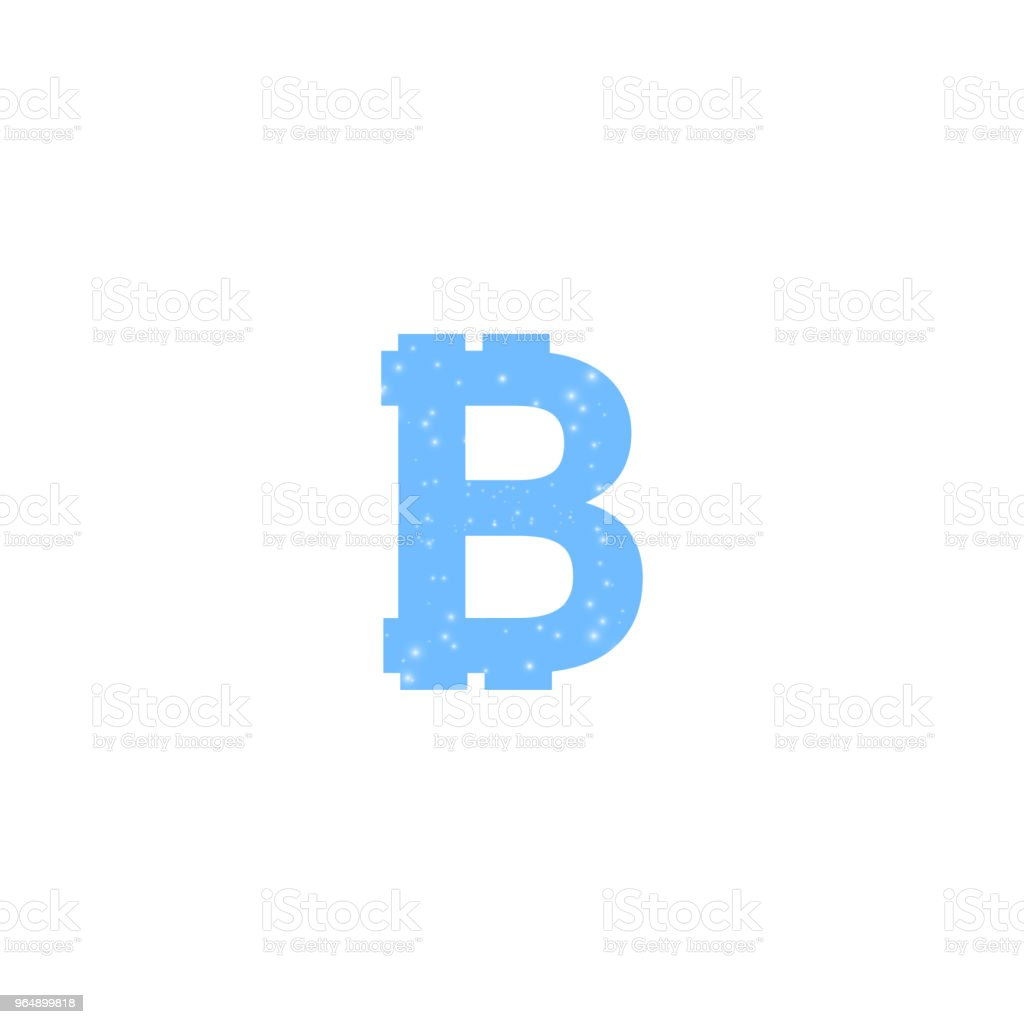 Digital bitcoins symbol with light effect on transparent backgraund royalty-free digital bitcoins symbol with light effect on transparent backgraund stock vector art & more images of authority