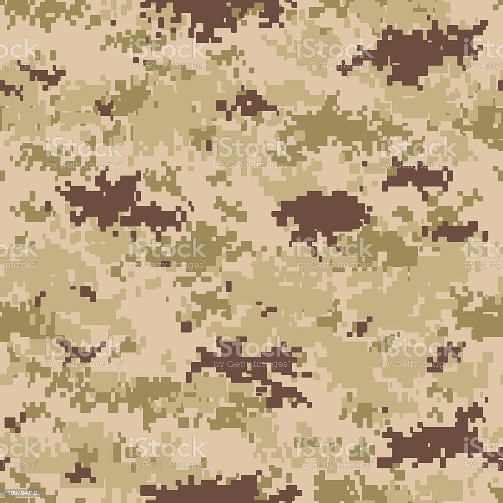 Digital Camouflage - Seamless Tile royalty-free digital camouflage seamless tile stock vector art & more images of backgrounds