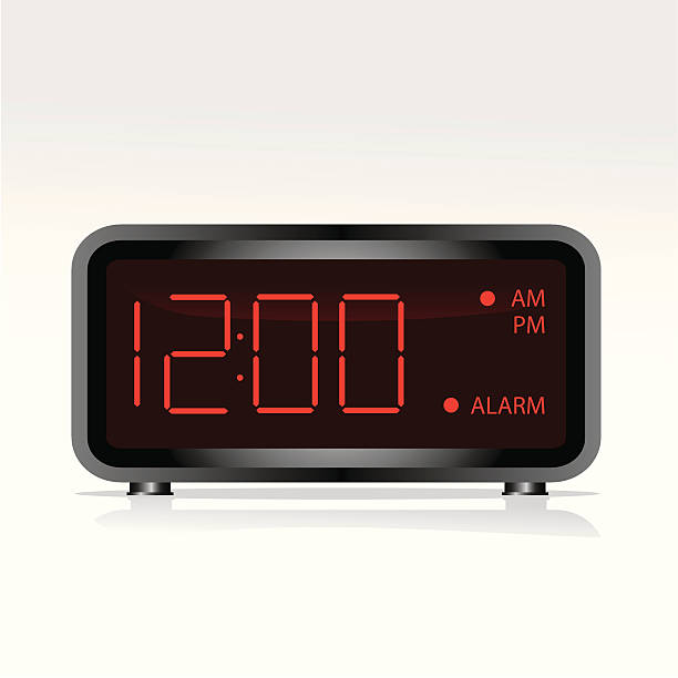 Royalty Free Alarm Clock Clip Art, Vector Images ...