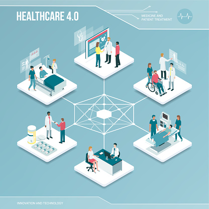 Digital core: online healthcare and medical services
