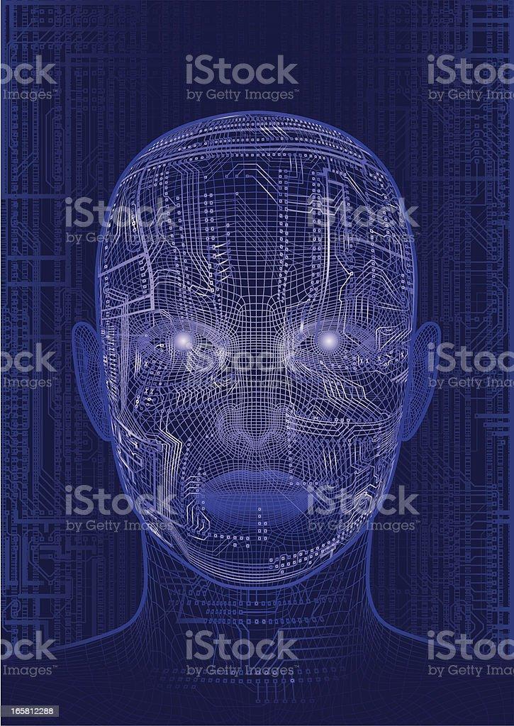 Digital Life royalty-free digital life stock vector art & more images of blue