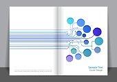 Digital Lines Cover design